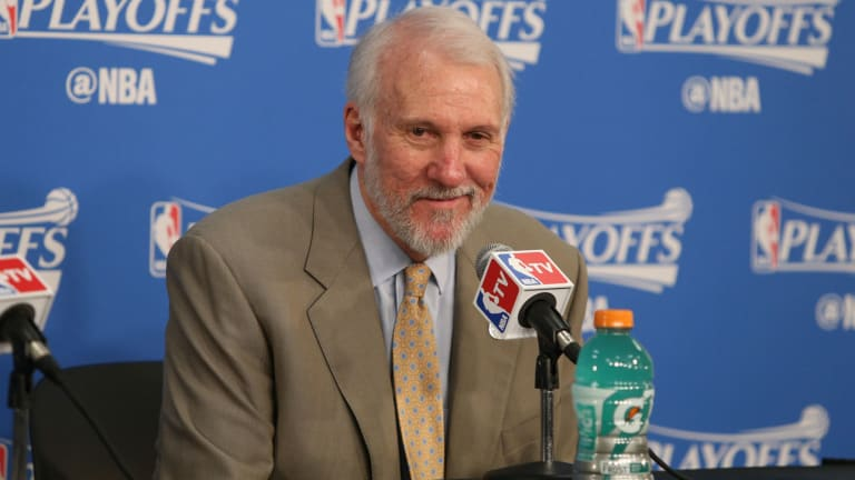 Traina Thoughts: Gregg Popovich vs. Gatorade Is the Best Feud in Sports Right Now