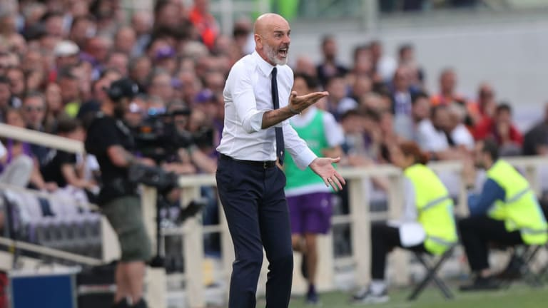 Fiorentina Manager Stefano Pioli Praises Near Perfect Performance From His Side After Napoli Win