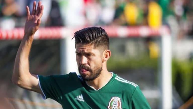 ÚLTIMO MOMENTO | Oribe Peralta se retira de la selección Mexicana