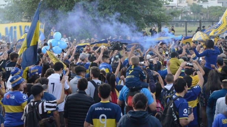 El ex Boca que pidió por los barras bravas en la final de la Copa Libertadores
