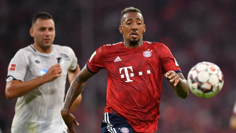 Bayern Munich Confirm Defender Jerome Boateng Will Not Be Sold Despite £40m PSG Offer