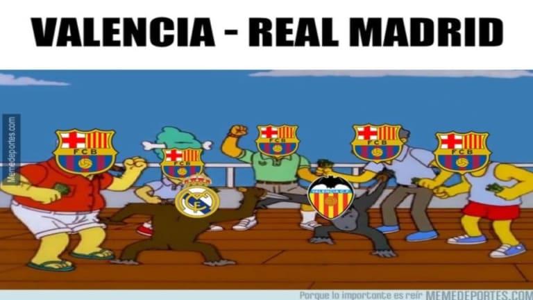 Los mejores 'memes' de la victoria del Madrid, los penaltis de CR7 y más