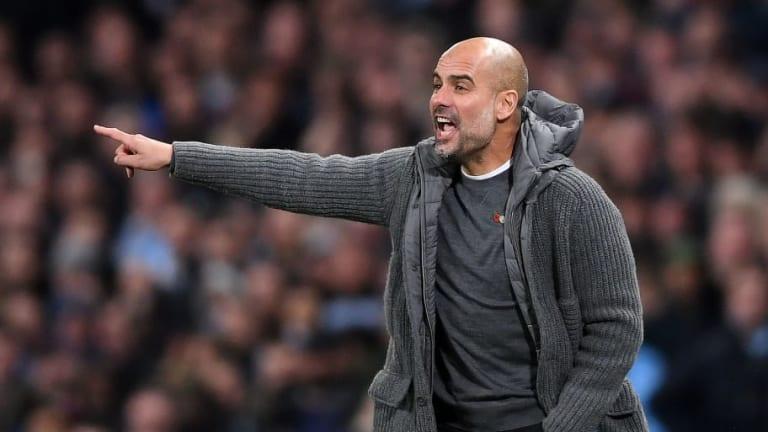 Pep Guardiola Refuses to Label Man City as Title Favourites Despite Dominant Man Utd Win