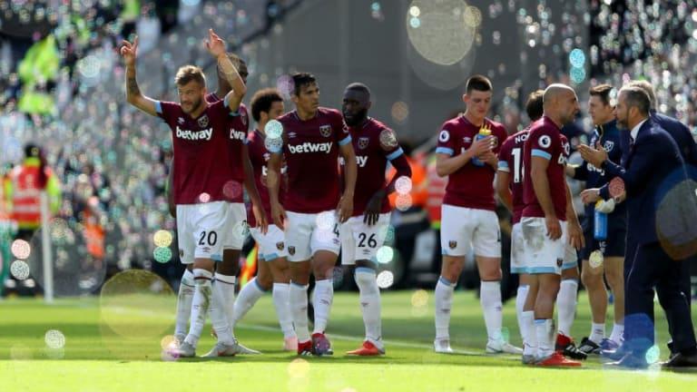 West Ham 3-1 Man Utd: Report, Ratings & Reaction as Hammers Power Past Poor Red Devils