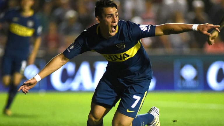 ¿SE VA?   Boca tomó una decisión por Cristian Pavón