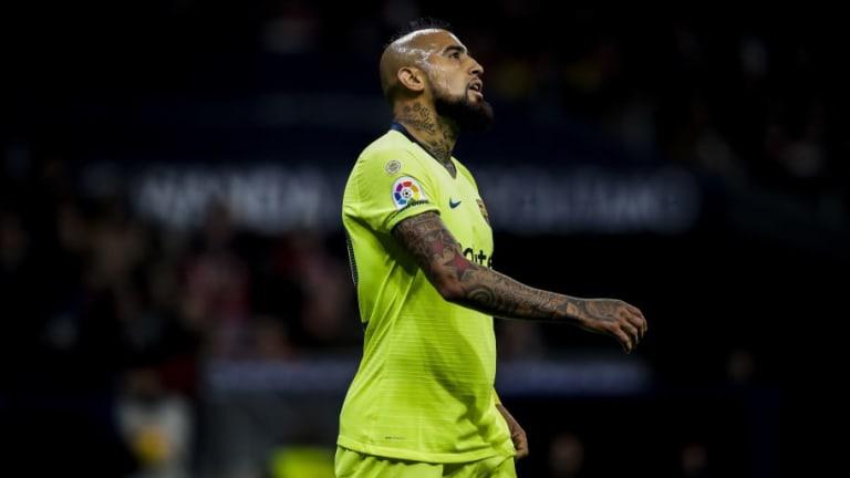 La apuesta que no se atreve a hacer Arturo Vidal ni aunque gane la Champions League