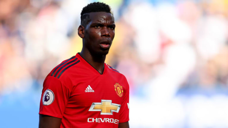 Juventus' Nedvěd Hints at January Move for Man Utd's Pogba & Claims Ace Is One of 'World's Best'