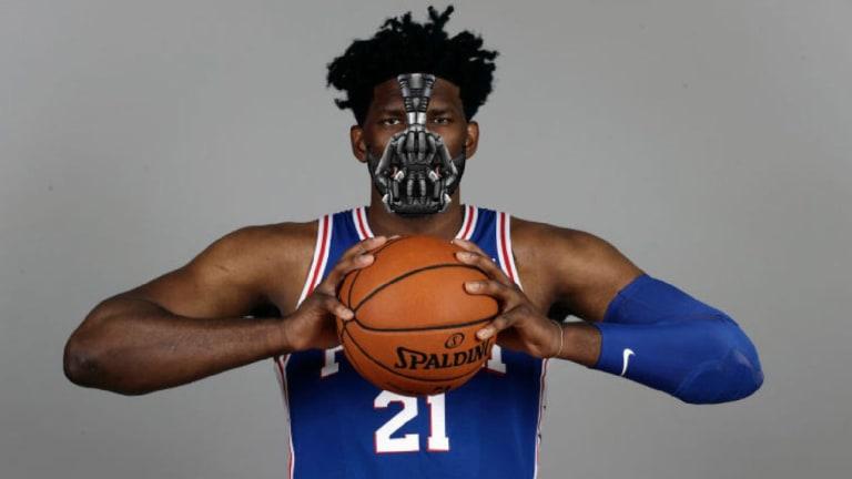 Traina Thoughts: The NBA Playoffs NEED A Masked Joel Embiid