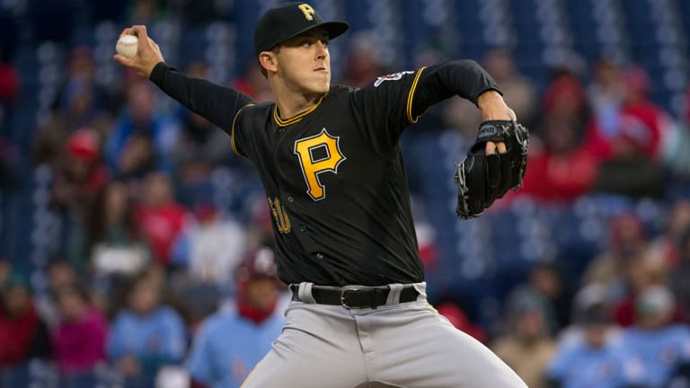 How the Pirates' Jameson Taillon Reached His Ace Potential Without Changing a Thing