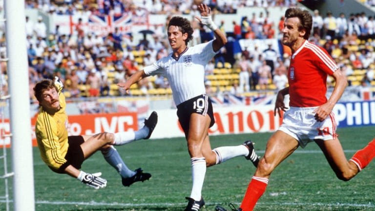 World Cup Countdown: 8 Weeks to Go - When Gary Lineker Scooped the Golden Boot in Mexico '86