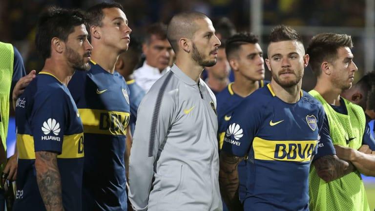 DE LOCOS | Hincha de Boca Juniors se intentó suicidar tras la derrota ante River Plate