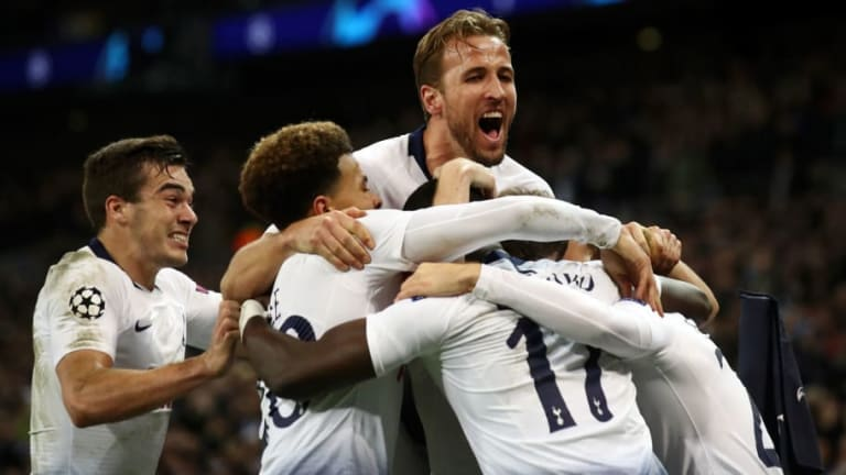 Tottenham 1-0 Inter: Report, Ratings & Reaction as Eriksen Earns Spurs Crucial Champions League Win