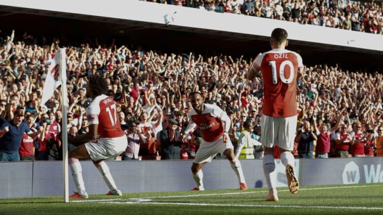 Arsenal 2-0 Watford: Report, Ratings & Reaction as Gunners Strike Late to Triumph Over Hornets