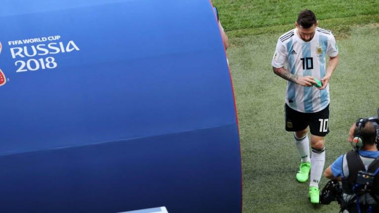 Los mejores MEMES de la eliminación de Argentina y Leo Messi
