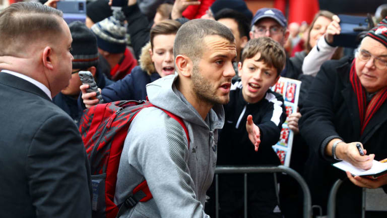 Liverpool Reportedly Ready to Tempt Arsenal Star Jack Wilshere Away From Emirates With Bumper Deal