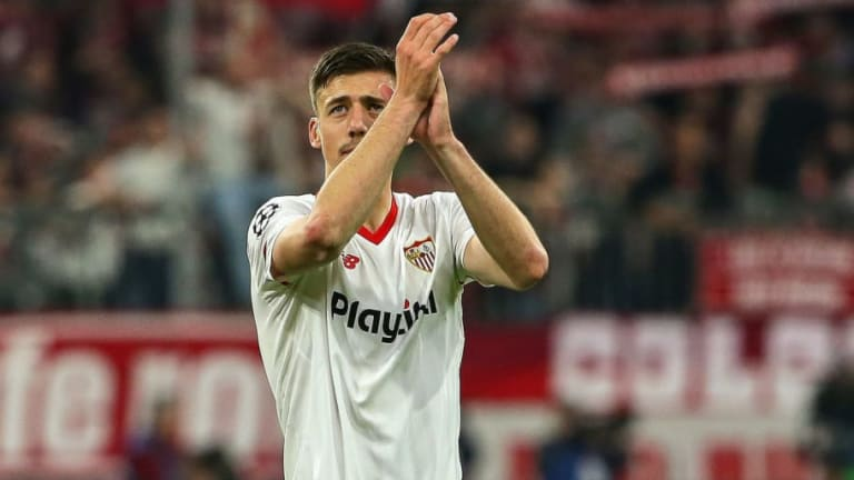 Clement Lenglet's Agent Confirms Barcelona Target's Future Will Be Decided This Weekend