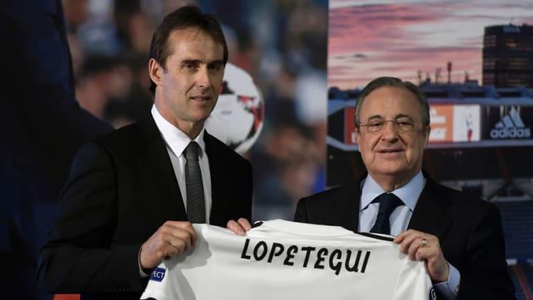 REVELADO | Los dos descartes de Zidane que Lopetegui quiere en pretemporada