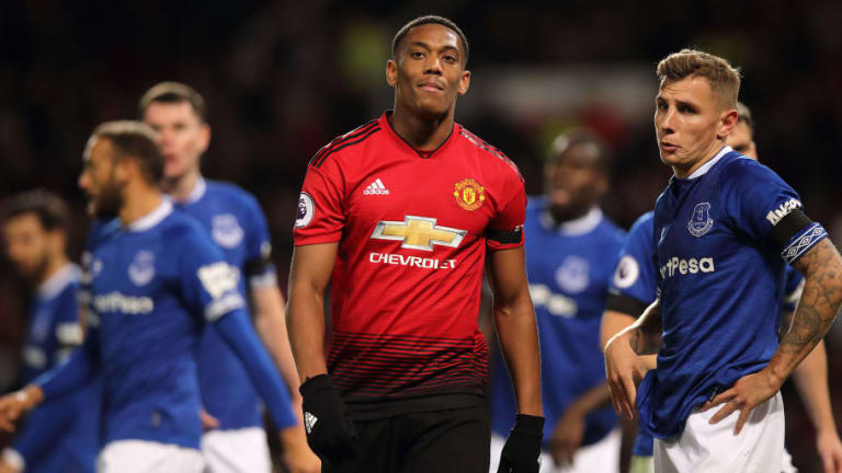 Report Claims Man Utd's Anthony Martial Will Not Be Facing a Ban Following Accusations of Diving
