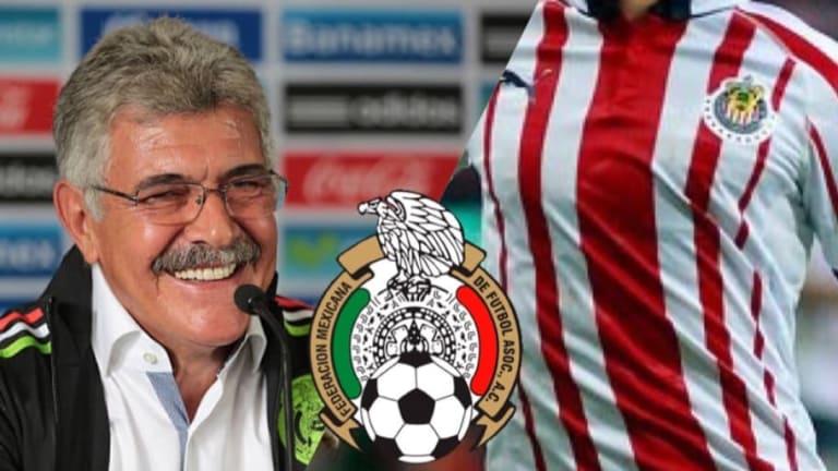 SORPRESA | Los tres jugadores de Chivas que se llevaría el Tuca a la selección