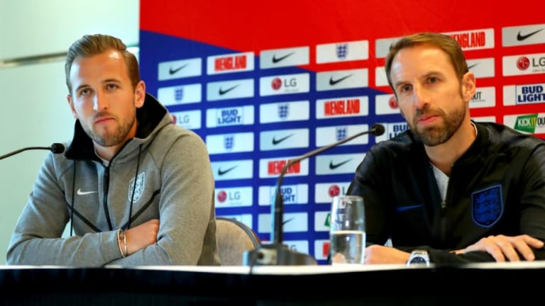 Gareth Southgate & Harry Kane Receive OBE & MBE in New Year's Honours List After World Cup Exploits
