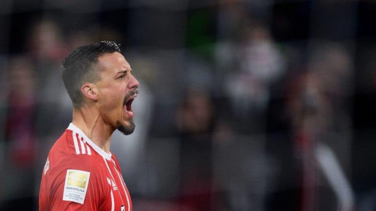 Bayern Striker Sandro Wagner Says He 'Celebrates Against Every Team' After Goal vs Hoffenheim