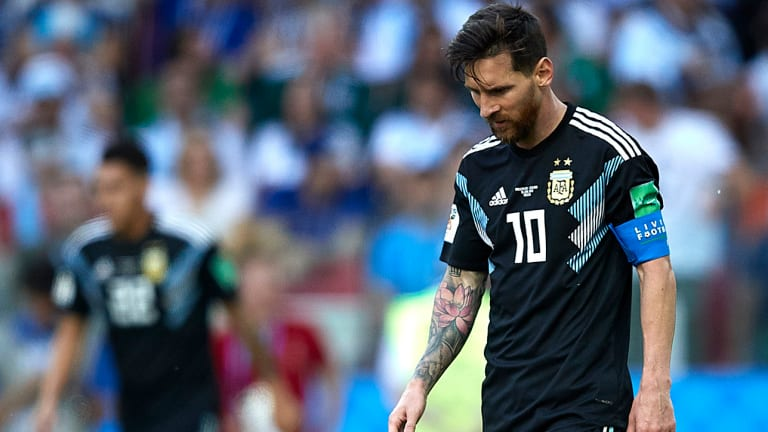 World Cup 2018 Daily Podcast: Should Lionel Messi Still Be Taking Penalties?