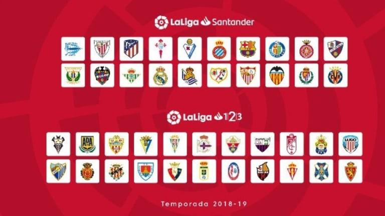 OFICIAL   Así queda el calendario de LaLiga para la temporada 2018/19