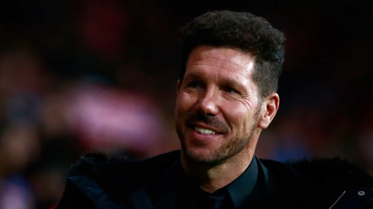 'We Responded Well': Diego Simeone Pleased With Atletico Madrid Performance During 2-0 Win