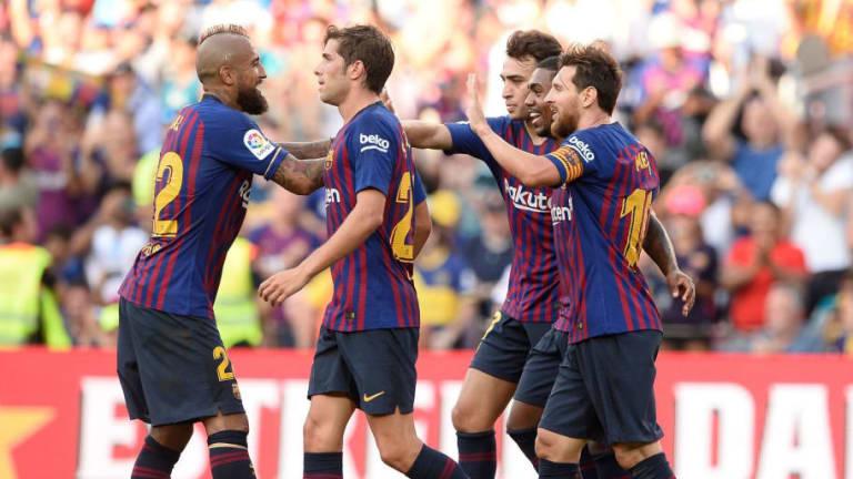 El 1x1 del FC Barcelona en la victoria frente a Boca Juniors en el Gamper (3-0)