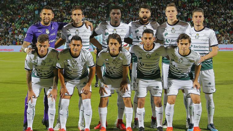 ¡QUEDARON FUERA! | Santos Laguna le dio las gracias a dos futbolistas