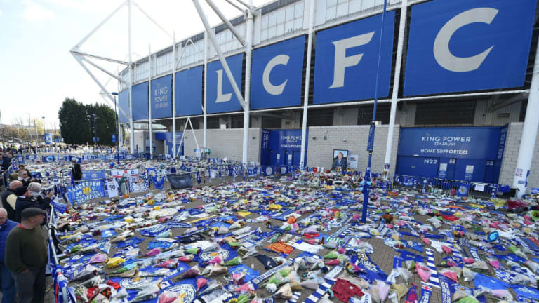 Leicester Owner's Son Pays Emotional Tribute to 'Extraordinary' Father on Instagram After Tragedy