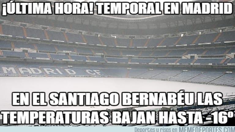 Los mejores 'memes' del pinchazo del Madrid, la victoria del Barcelona y más