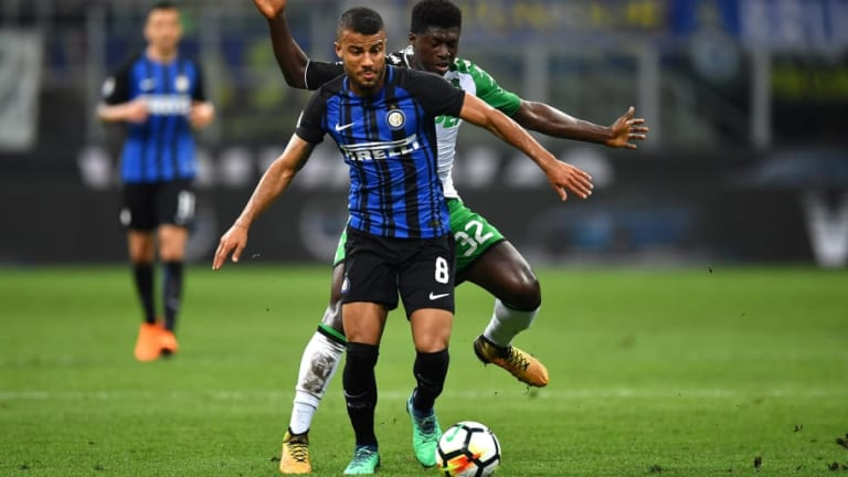 Inter Ask Barcelona for More Time to Consider Rafinha Transfer After Impressive Loan Spell