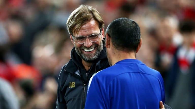 Jurgen Klopp Insists Liverpool Won't Make Plans for Eden Hazard Despite Van Dijk Fitness Concerns