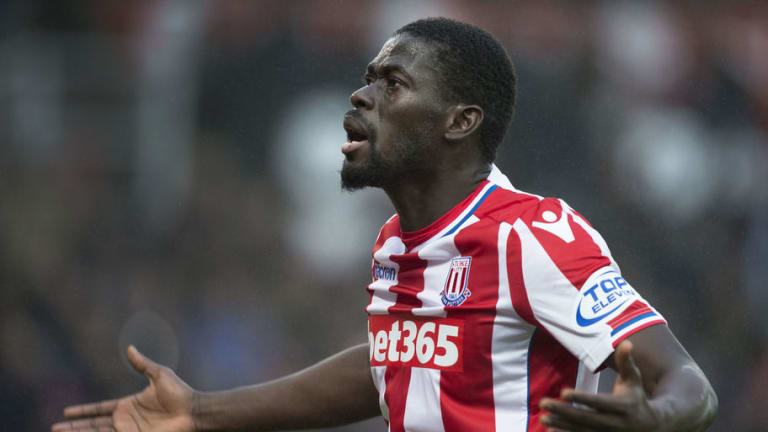 Admirable New Stoke Midfielder Badou Ndiaye Reflects on Long Journey to the Premier League
