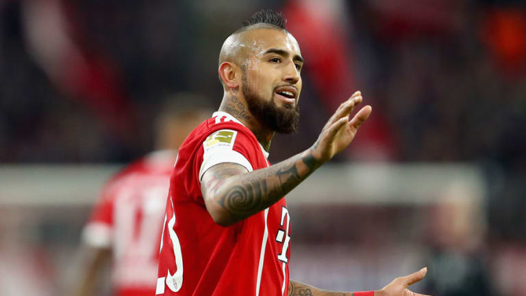 Bayern Munich's Star Enforcer Arturo Vidal Finally Responds to Mounting Chelsea Interest