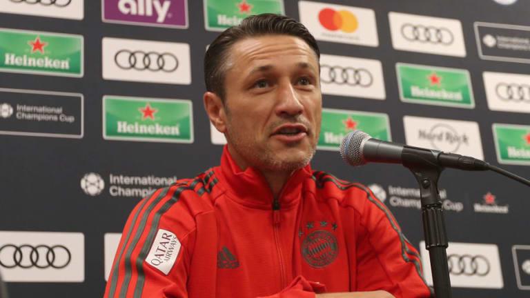 La respuesta de Kovac sobre una posible salida de Lewandowski del Bayern Múnich