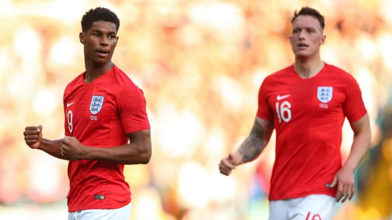 'There Is No Better Motivation': Marcus Rashford Reveals Who Has Inspired Him This Summer