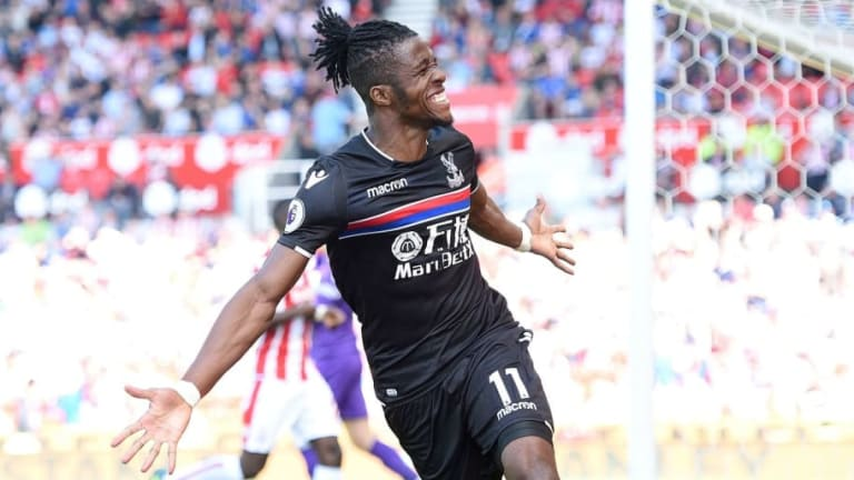 Spurs & Chelsea Suffer Setback in Chase for Wilfried Zaha as Palace Move to Keep Their Star Man