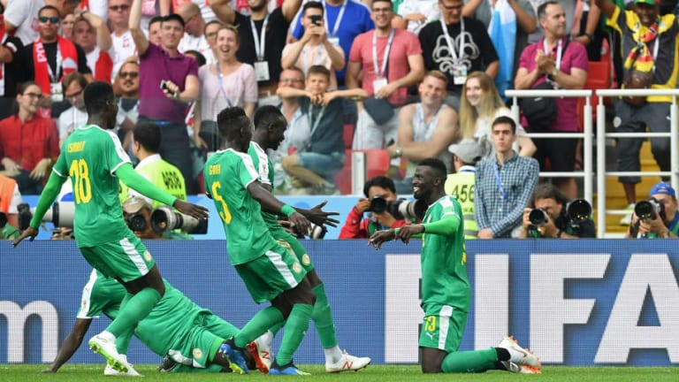 Poland 1-2 Senegal: Error-Ridden Poland Gift Senegal Opening Vi to Leave Group H Wide Open