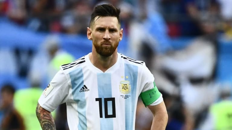 Lionel Messi Will Report for Barcelona Pre-Season This Week After World Cup Heartbreak