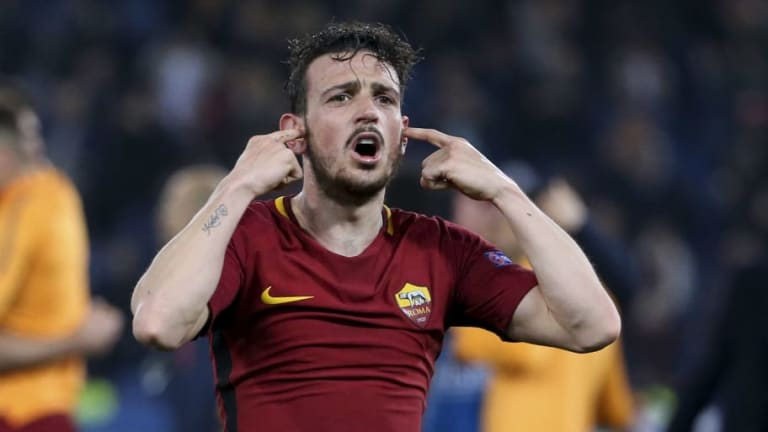 Alessandro Florenzi Close to Agreeing New AS Roma Contract After Positive Talks