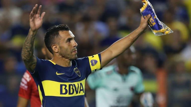 ¿CHICANA O SINCERIDAD? | La frase de Tevez sobre los pocos puntos de River en la Superliga