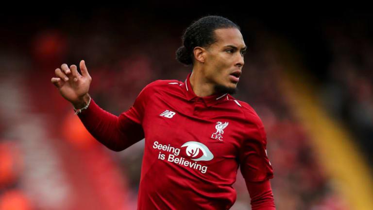 'Credit to Everyone': Virgil van Dijk Opens Up About Liverpool's Defensive Improvements