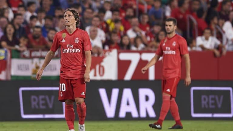 El jugador del Real Madrid que podría perderse el derbi contra el Atlético por lesión
