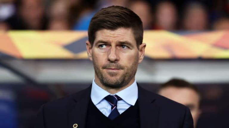 Steven Gerrard Stands By Decision to Reject Chelsea & Says Infamous Slip Drives Him On