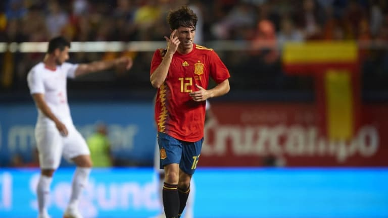 Real Madrid Close to Agreeing Personnel Terms With Alvaro Odriozola Ahead of €40m Transfer