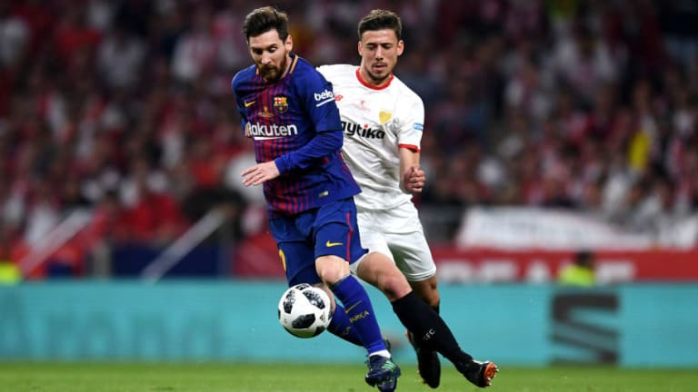 Sevilla Defender Clement Lenglet Reportedly Set to Sign for Barcelona on a Five-Year Contract