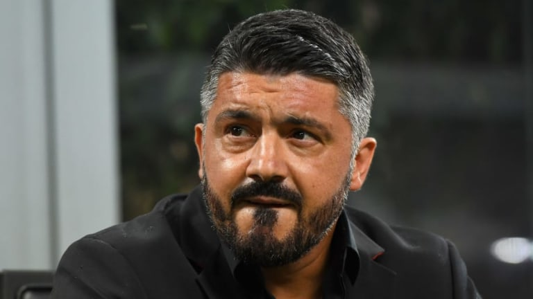 AC Milan Manager Gennaro Gattuso Slams 'Two-Faced' Rossoneri Following Atalanta Draw