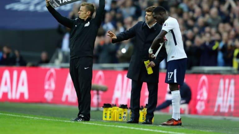 Tottenham Fans Blast Mauricio Pochettino Following Argentine's Support of Moussa Sissoko